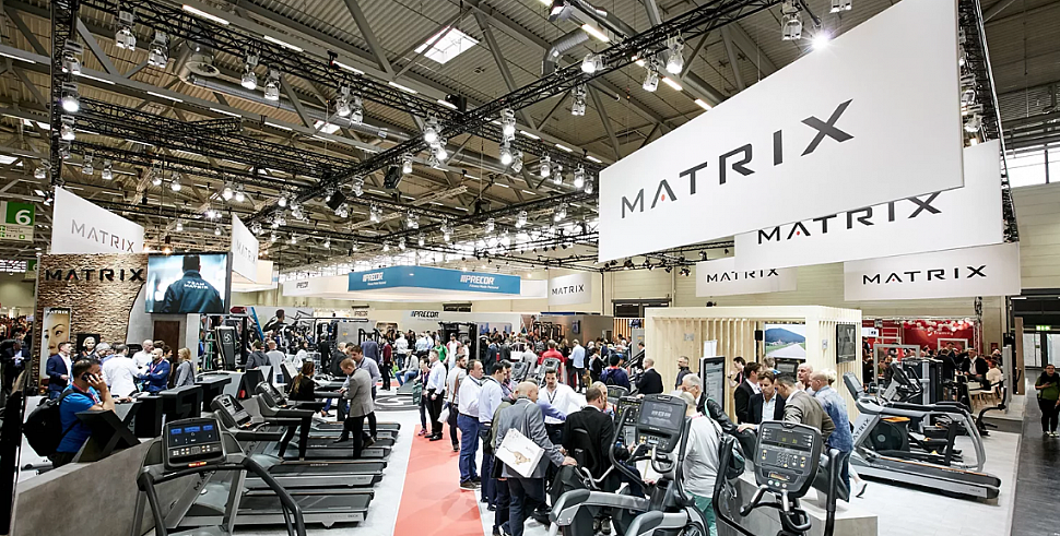 matrix fitness FIBO 2018