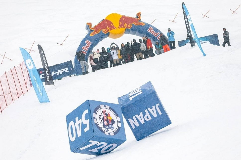 Команда Quiksilver New Star Camp