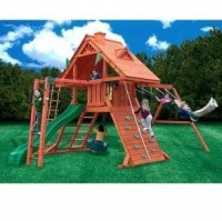 Superior Play Systems Original Castle с рукоходом