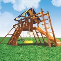 Superior Play Systems Зарница с рукоходом