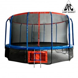 Батут DFC JUMP BASKET 16FT-JBSK-B (с сеткой)
