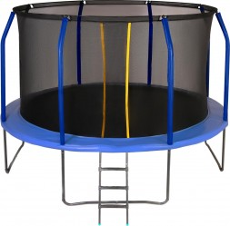 Батут JUMPY Premium 12 FT (Blue)